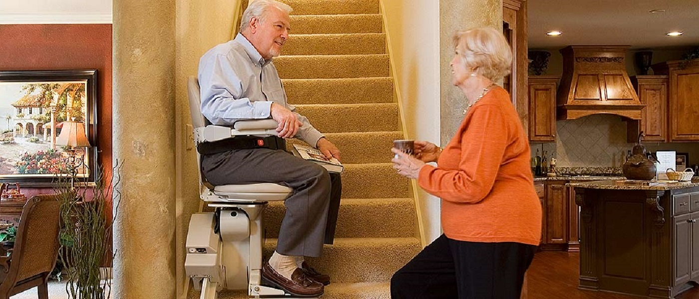 stair lifts Maine  stairlifts Mass